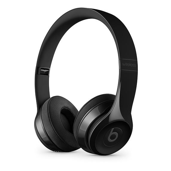 Cuffie Beats Solo3 Wireless - Nero lucido